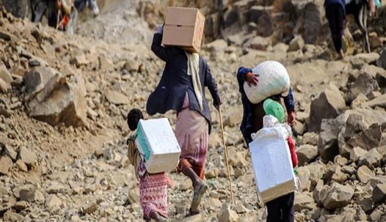 اليمن يتجه نحو مجاعة محتملة