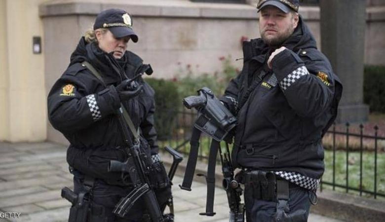إصابة شخص باطلاق نار داخل مسجد في النرويج