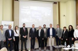 اتفاقية تعاون لاحتضان الشركات التكنولوجية الناشئة بين فلسطين ورومانيا