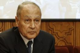 أبو  الغيط يوقع  اتفاق بعثة مراقبي الجامعة العربية للانتخابات  الجزائرية