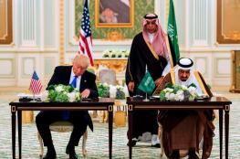 ترامب: عدت من الشرق الأوسط بـ وظائف وظائف وظائف
