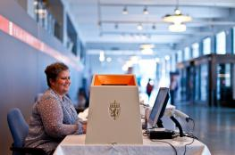"""فلسطينيون ينتمون لحزب """"الحمر """" يترشحون للانتخابات النرويجية"""