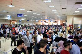 الشرطة: 60 ألف مسافر تنقلوا عبر معبر الكرامة الأسبوع الماضي