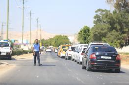 ارتفاع اعداد المسافرين غبر معبر الكرامة في ثالث أيام العيد