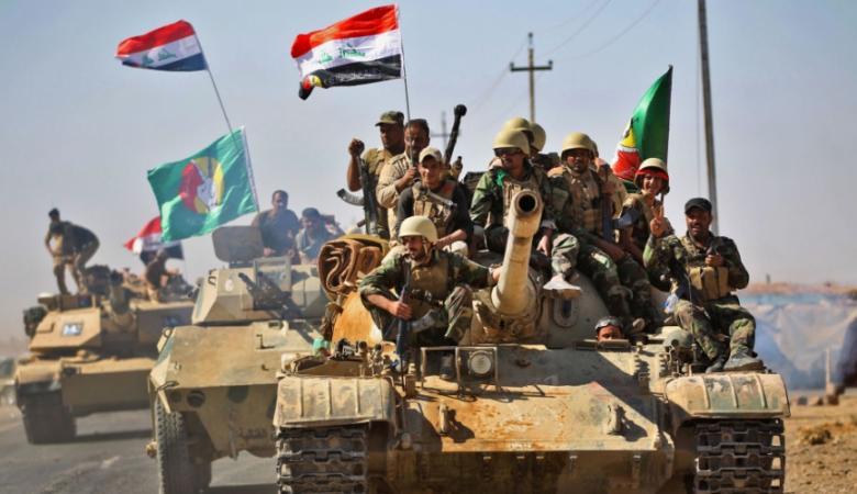 """العراق تتوعد """"اسرائيل """" بالرد بقوة"""