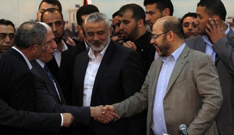 فجراً ..حماس تعلن التوصل الى اتفاق مع حركة فتح