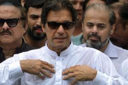 """هل توجه باكستان ضربة قوية للسعودية والامارات بعد فوز """" عمران خان """""""
