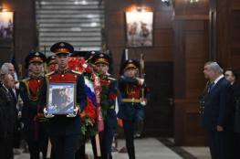سوريا تنفي علمها بقيام روسيا بتسليم رفات جندي لاسرائيل