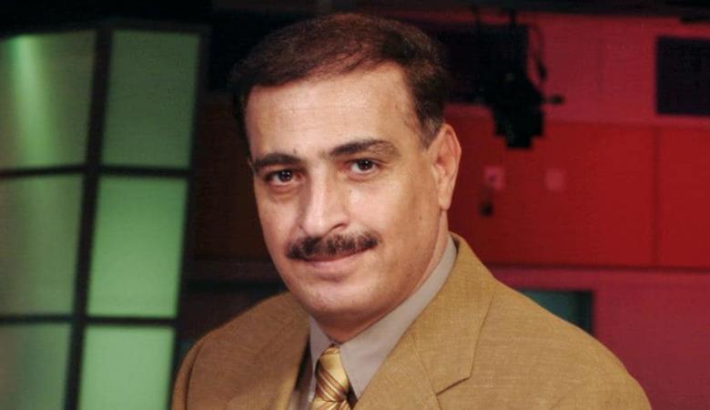 """وفاة الاعلامي الاردني  """"محمد خير البوريني  """""""