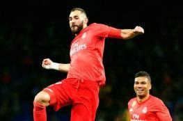 سولاري يشيد بإمكانيات كريم بنزيما الهجومية بعد فوز ريال مدريد على إسبانيول