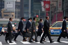 في اليابان يموتون من كثرة العمل