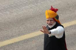 هكذا سيدخل اول رئيس وزراء هندي الى فلسطين في زيارته التاريخية