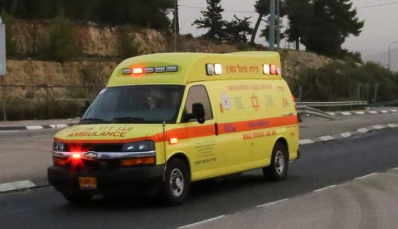 مقتل شاب فلسطيني واصابة آخرين بجريمة اطلاق نار