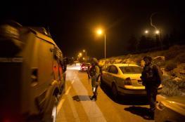 اعتقالات في جنين ونابلس فجر اليوم