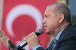 اردوغان منفعلا على الهجوم في نيوزيلندا : لعنة الله على الفاعلين