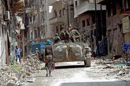 سوريا : فصائل المعارضة تعلن تشكيل قيادة موحدة بريفي حمص وحماة