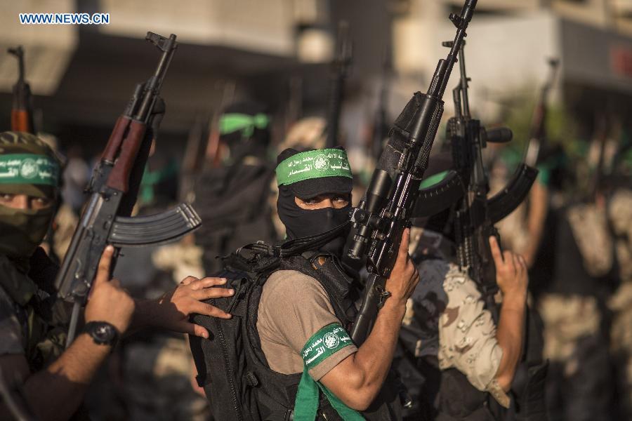 حماس : المقاومة في غزة لن تسلم وستدفع اسرائيل الثمن