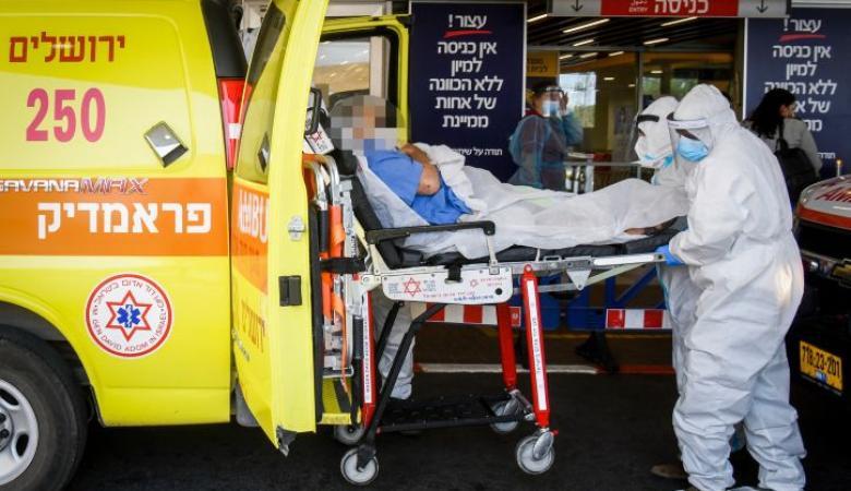 الاحتلال يعلن تسجيل 762 إصابة جديدة بفيروس كورونا