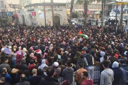 قوى رام الله  تدعو إلى أوسع مشاركة في وقفة الحركة الأسيرة