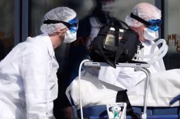 """""""اسرائيل """": 44 حالة وفاة واكثر من 7500 مصاب بكورونا"""