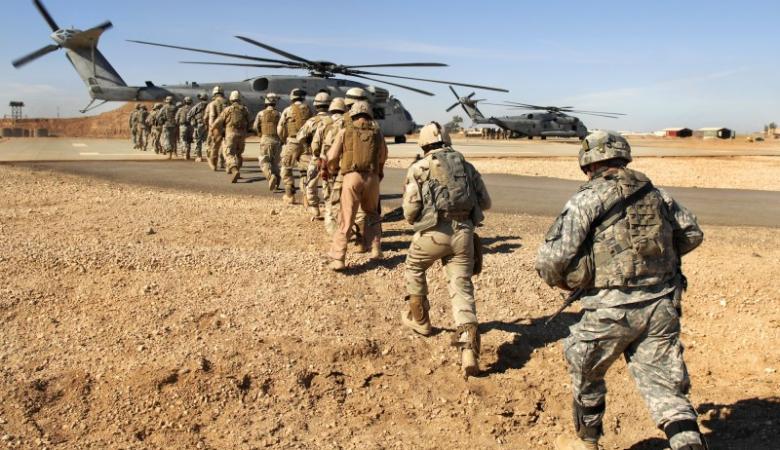 أميركا تستأنف عملياتها العسكرية في العراق