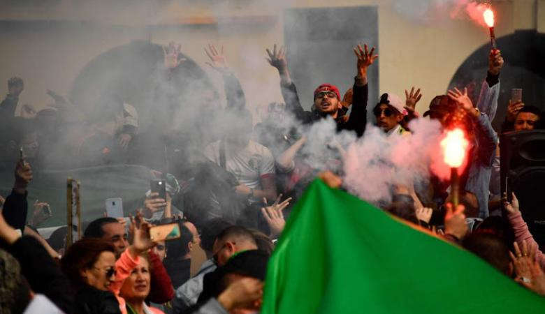 فرنسا تتأهب امنياً تحسباً لاحتفالات الجزائريين