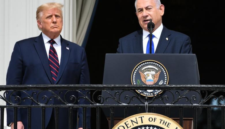 نتنياهو : اتفاق اليوم من الممكن ان ينهي الصراع العربي الاسرائيلي