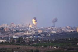 الاحتلال يستهدف نقطة للمقاومة جنوب قطاع غزة