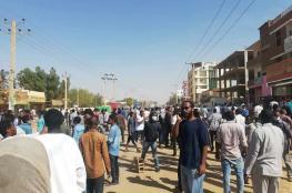 التظاهرات تتجدد في 6 ولايات سودانية
