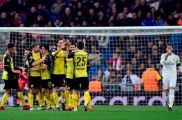 ريال مدريد يتعرض لضربة كبيرة قبيل مواجهة باريس سان جيرمان في الاياب