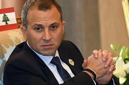 """وزير الخارجية اللبناني يدعو إلى السلام مع """"إسرائيل"""""""