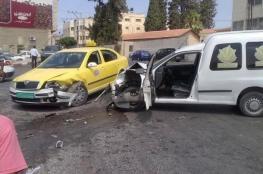الشرطة :مصرع 6 أشخاص وإصابة 699 في 831 حادث سير الشهر الماضي