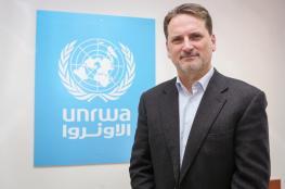 الاونروا تطلق حملة عالمية لدعمها ماليا من قطاع غزة