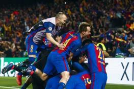 7 أرقام جديدة لبرشلونة ولاعبيه في إياب ثمن نهائي الأبطال