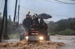 بالأرقام ..طولكرم تتصدر قائمة المحافظات الفلسطينية بأعلى نسبة هطول مطري