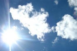 حالة الطقس: أجواء صافية والحرارة حول معدلها العام