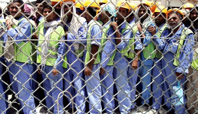 بسبب الظروف السيئة ..الهند تعلن وفاة الآلاف من مواطنيها في دول الخليج