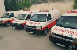 اصابة 8 مواطنين في مواجهات مع الاحتلال جنوب نابلس