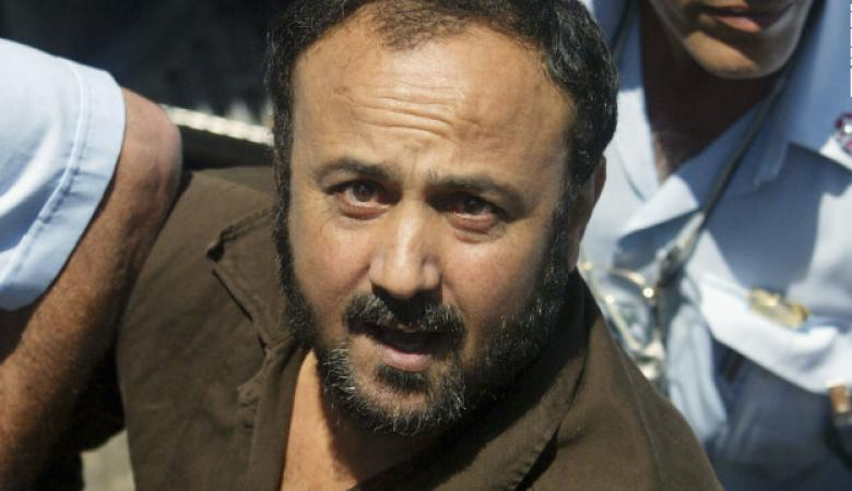"""حماس : """"مروان البرغوثي  وسعدات"""" على رأس اي صفقة تبادل"""