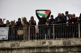 """الاحتلال اعتقل 100 مقدسي خلال أحداث """"باب الرحمة """""""