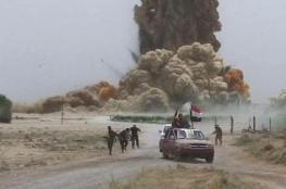 داعش يستعين بالمفخخات لصد الهجوم على الموصل