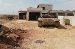الجيش السوري يشن هجوماً على نقطة مراقبة تركية في إدلب