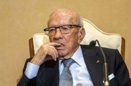 الرئيس التونسي يعود الى الحياة
