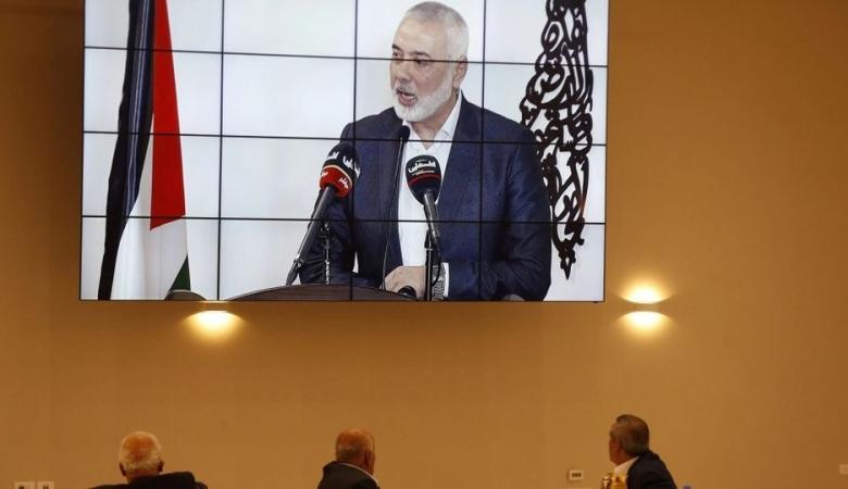 حماس: نريد الوصول لحكومة وحدة بمشاركة الكل الفلسطيني