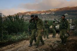 الاحتلال ينفذ مناورات عسكرية قرب بلدة عرابة