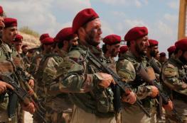 القوات الخاصة  التركية تتقدم شرق الفرات