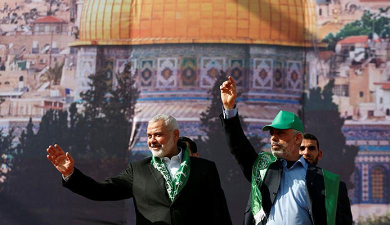 حماس تكشف عن خطتها لمواجهة صفقة القرن