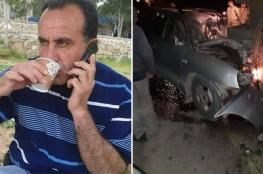 استشهاد مواطن واصابة نجله بعد ان دهستهما جرافة عسكرية اسرائيلية