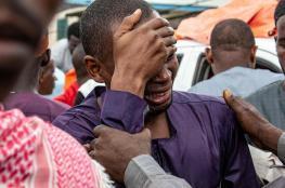 وفاة 28 شخصا معظمهم من الاطفال في حريق اشتعل بمدرسة اسلامية في ليبيريا