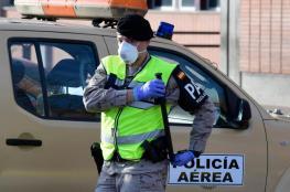 ارتفاع معدلات الجريمة خلال ازمة تفشي فيروس كورونا